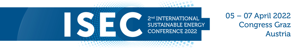 Logo ISEC 2022